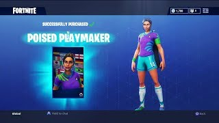 How To Get Soccer Skin In Fortnite (Release Date) *SOCCER SKINS ARE BACK*