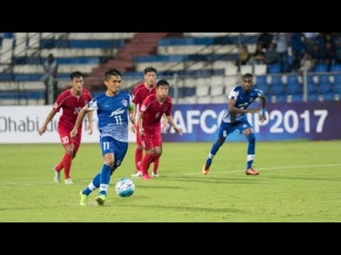 Bengaluru FC Vs April 25 SC 3-0 ~ All Goals & Highlights | AFC Cup- Inter-Zone Semifinal 1st Leg