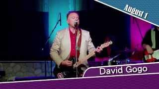 David Gogo, August 1 2015