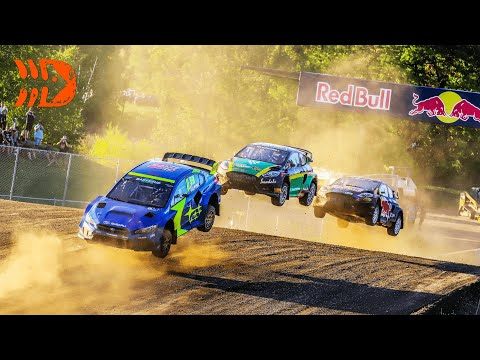 Best of Nitro Rallycross Minnesota 2021 - Action, Pure Sound, Maximum Attack