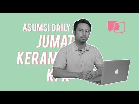 Jumat Keramat KPK - Asumsi Daily - 16 Maret 2018