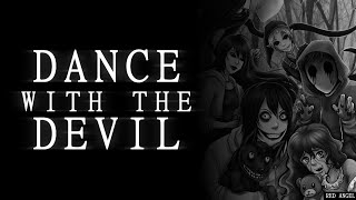 Creepypasta boys  Dance with the devil