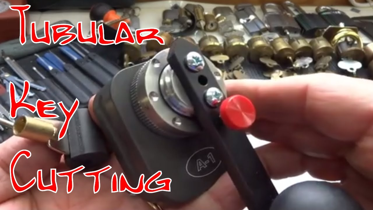 Lock Pick Key >> (257) How to Pick, Decode & Cut a Key for a Tubular Lock - YouTube