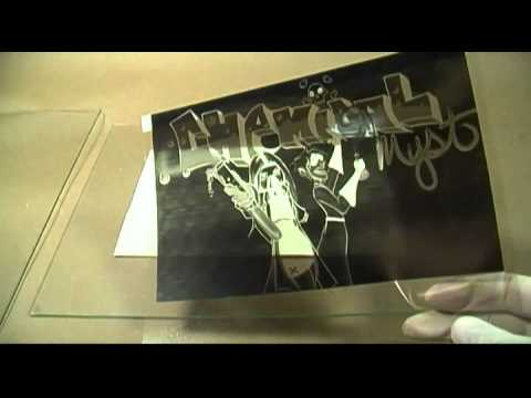 Photo Chemistry: Silver Printing on Cotton Paper