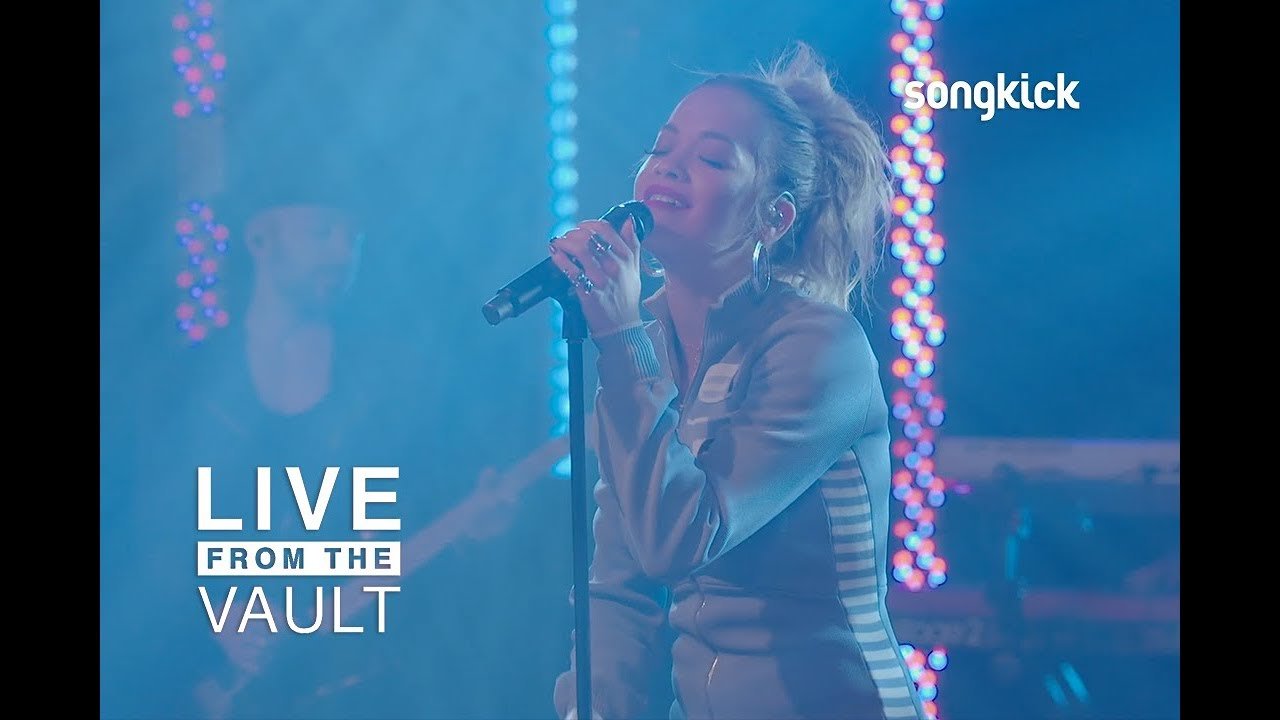 Download Rita Ora - Anywhere [Live From The Vault]