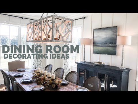 Dining Room Decorating Ideas Dining Room Design Youtube
