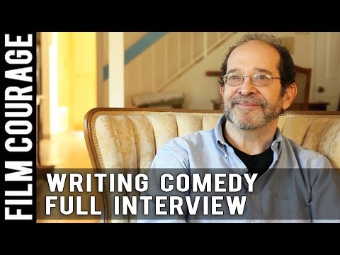 The Hidden Tools Of Writing Comedy - Steve Kaplan [FULL INTERVIEW]