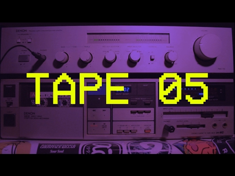 lo-fi hip hop vol.3 — TAPE 05