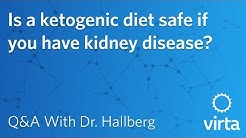 Dr. Sarah Hallberg: Is a ketogenic diet safe if you have kidney disease?