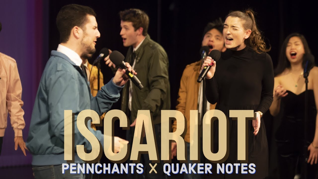ISCARIOT (Walk The Moon) - The Pennchants & The Quaker Notes