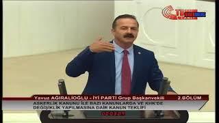 Yavuz Ağıralioğlu | Meclis Konuşması | 25 Temmuz 2018 | Torba Yasa Görüşmeleri