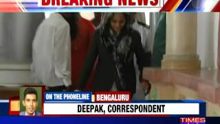Social Hijab clad woman mistreated in Bengaluru