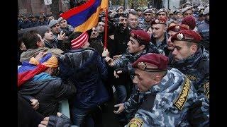 Протесты в Ереване. Армения на пороге революции? Пограничная ZONA STV Автор: Егор Куроптев