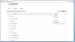 Jupyter Notebook- find working directory