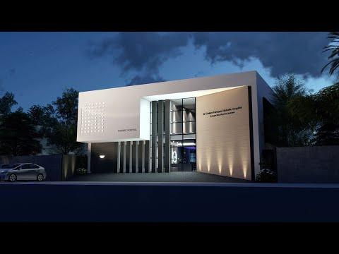 Health care facility design I  Dr Golam Faruque Diabetic care centre, Jashore, Bangladesh I