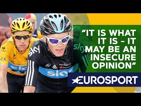"Bradley Wiggins Reacts to Chris Froome's ""Trust"" Comments 