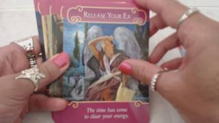 Traceyhd's Review Of The Romance Angels Oracle Deck By Doreen Virtue