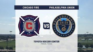 Development Academy Showcase: U-13/14: Chicago Fire vs. Philadelphia Union