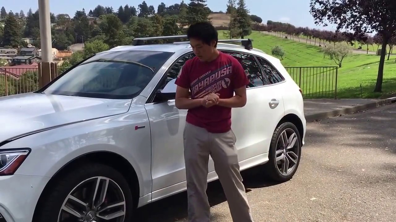 2015 audi sq5 review - youtube