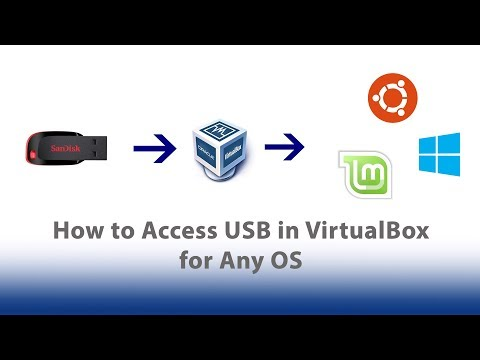 Repeat How to Forwarding USB Devices on Oracle VirtualBox by