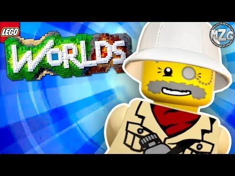 Adventuring the Prairie! - LEGO Worlds Gameplay - Episode 32