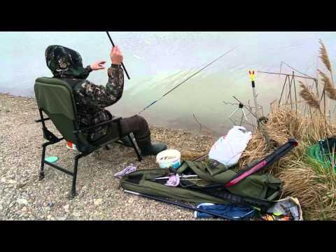 Pescuit pe Olt la oblete 12.03.2016