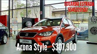 Seat Arona Style - Seat puerto aéreo - Eduardo Seat Ventas