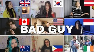 Who Sang It Better : Billie Eilish - bad guy (us,uk,canada,south korea,philippines) Video