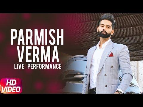 Parmish Verma | Live Performance | Royal Stag Mirchi Music Awards 2017