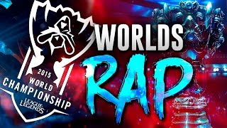 Repeat youtube video RAP WORLDS | League of Legends | 2015