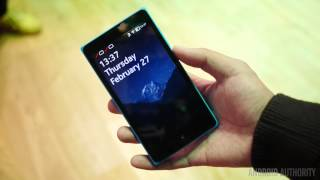 Nokia XL First Look and Hands On!