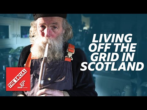 No More Landlords | Living Off-Grid In Scotland