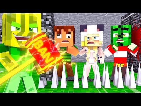 Der BAN HAMMER ist VIEL ZU OP?! - Minecraft WOLF 2