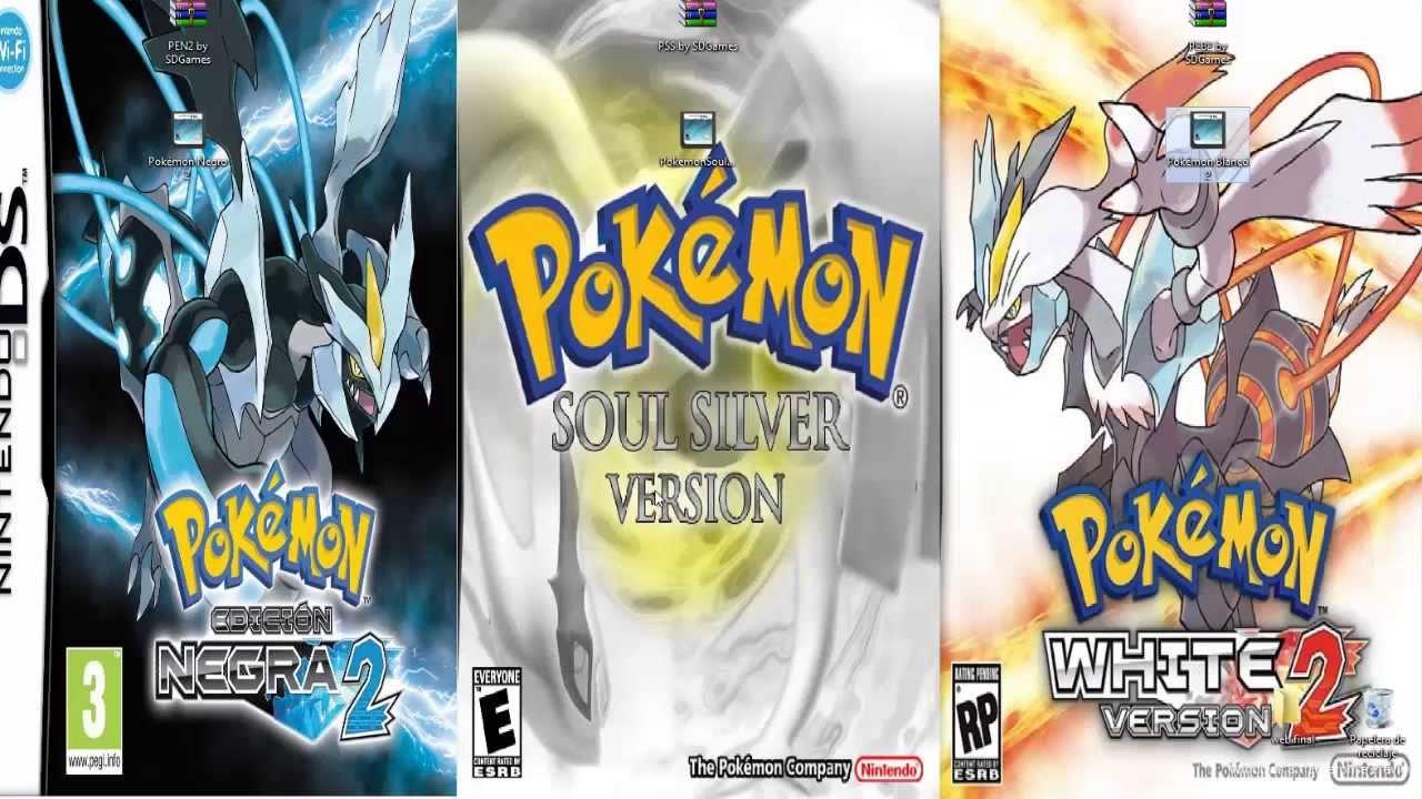 pokemon blanco 2 descargar gratis nds games
