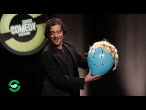 PREMIERE SELECTION (émission tv)- SWISS COMEDY TALENT 2017
