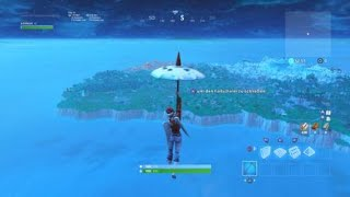 Infinite jumping! With this GLITCH! || Fortnite Battle Royale