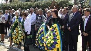 Пам'ять про аварію на ЧАЕС вшанували у Коломиї(26 квітня - Міжнародний день пам'яті жертв радіаційних аварій і катастроф. Саме цього дня, 27 років тому, стала..., 2013-04-26T14:59:36.000Z)