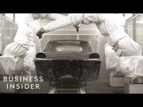 Dave Hill - Watch Porsches Get Made