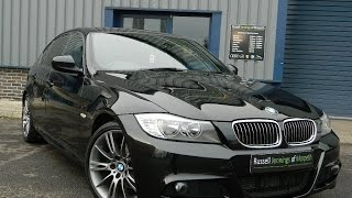 Review of BMW 320d M Sport Plus Edition