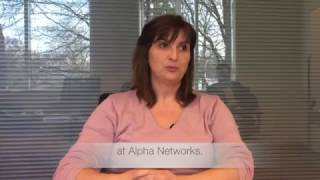 Alpha Networks - Web Developer profile
