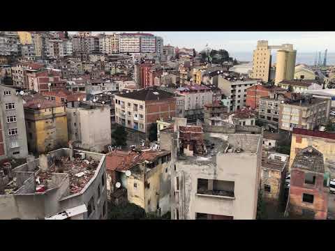 Trabzon Çömlekçi Kentsel Dönüşüm Projesi Son Hali
