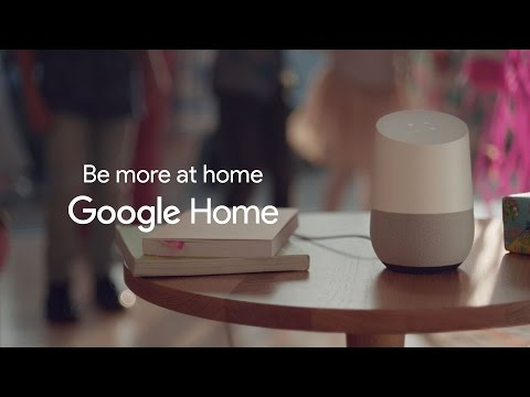 Google Home UK: Play me a song