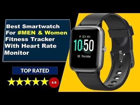 Best Smartwatch For Men & Women *Compatible With Android & IPhone*