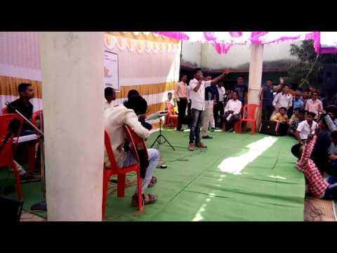 Kayda lihalay bapan amchya Singing :Gaurav Bramhane R.B