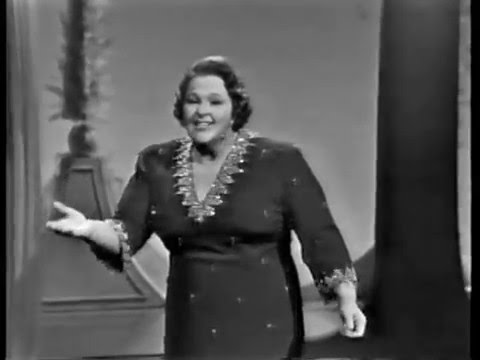 Kate Smith: Danke Schoen (The Hollywood Palace)