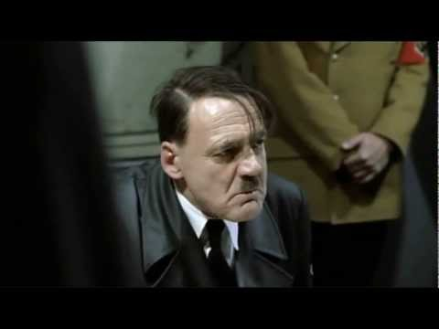 Hitler reacts to the Minot flood
