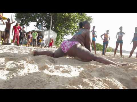Slim vs Fluffy Official Madtguans Music Video Antigua