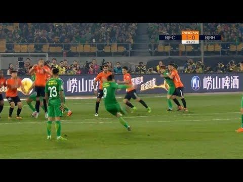 ¡China habla español! Que dos golazos de Jonathan Viera y Soriano con el Beijing Guoan ◉ 2018