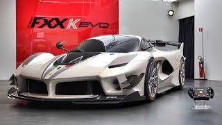 New Ferrari FXX-K Evo: The Ultimate Billionaire