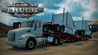 American Truck Simulator - Episode 15 - Dumpster Drop-Off!